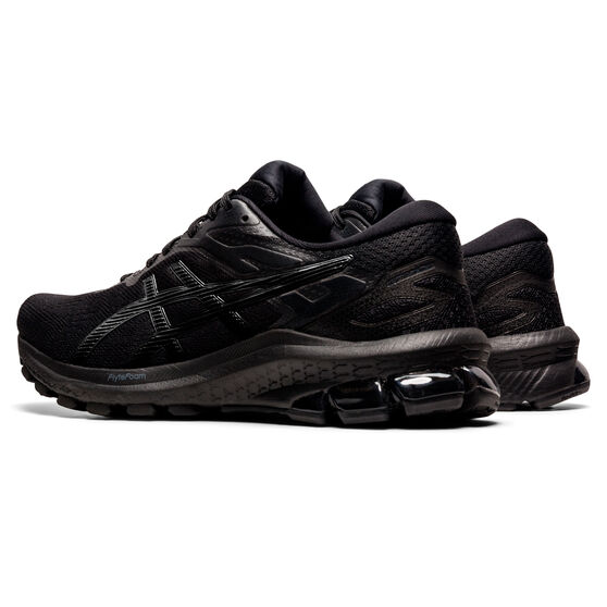 Asics GT 1000 10 Womens Running Shoes, Black, rebel_hi-res