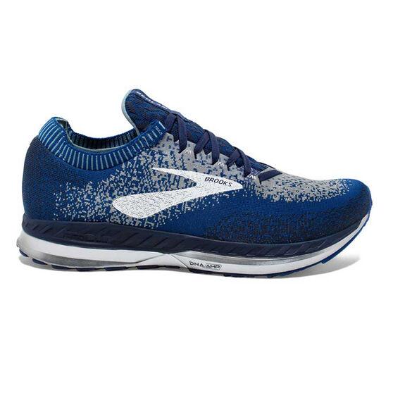 Brooks Bedlam Mens Running Shoes Blue / Navy US 9.5, Blue / Navy, rebel_hi-res