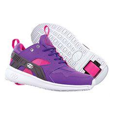 Heely's Force Girls Shoes Purple / Pink US 1, Purple / Pink, rebel_hi-res