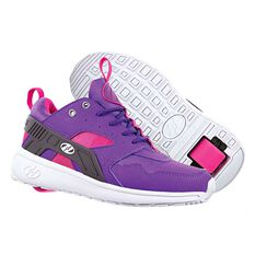 bb653b99f5c3 Heely s Force Girls Shoes Purple   Pink US 5