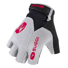 Sugoi Womens RC Pro Cycling Gloves White / Black XS, White / Black, rebel_hi-res