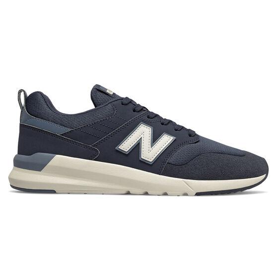 New Balance 009 Mens Casual Shoes, Blue, rebel_hi-res