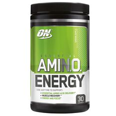 Optimim Nutrition Amino Energy Green Apple 30 Serves, , rebel_hi-res