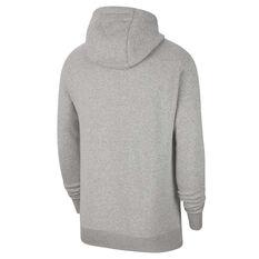 Nike Mens Sportswear Fleece Pullover Hoodie Grey XS, Grey, rebel_hi-res