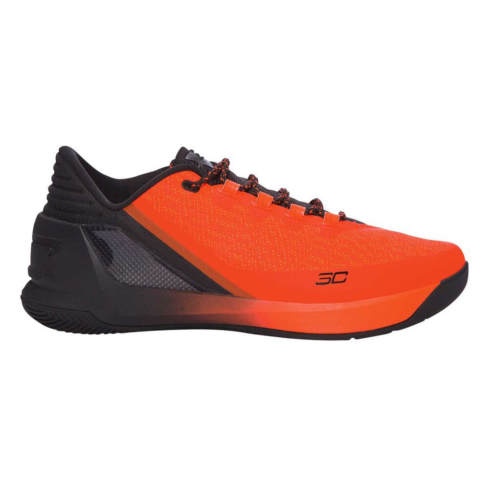 026116b839fe Under Armour Curry 3 Low Mens Basketball Shoes Red   Black US 7 ...