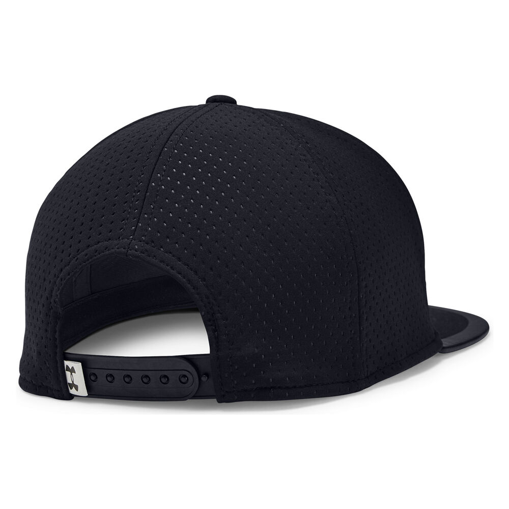 a8cea92b Under Armour Mens Project Rock ADH Cap Black OSFA