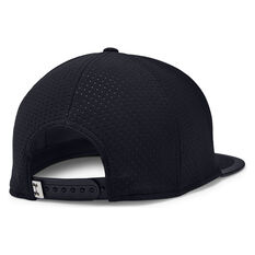 Under Armour Mens Project Rock ADH Cap Black OSFA, , rebel_hi-res