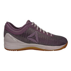 Reebok Crossfit Nano 8.0 Flexweave Womens Training Shoes Purple US 6.5, Purple, rebel_hi-res