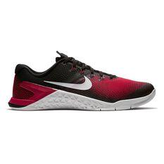 Nike Metcon 4 Mens Training Shoes Black / Red US 7, Black / Red, rebel_hi-res