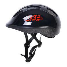 Goldcross Kids Pioneer 2 Bike Helmet Black XS, Black, rebel_hi-res