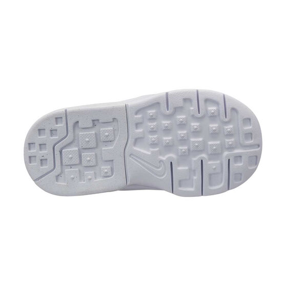 Nike Air Max Motion Toddlers Shoes Black / White US 4, Black / White, rebel_hi-res