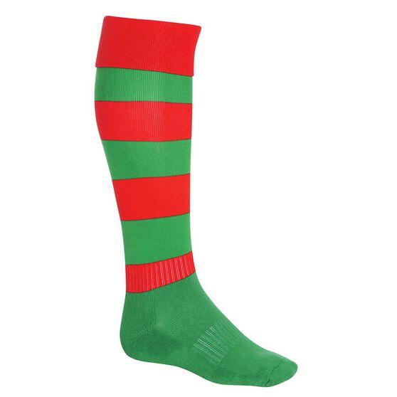 Burley South Sydney Football Socks, , rebel_hi-res