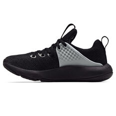 Under Armour HOVR Rise 3 Womens Training Shoes Black US 6, Black, rebel_hi-res