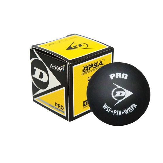 Dunlop Pro Double Yellow Dot Squash Ball, , rebel_hi-res