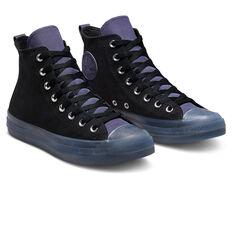 Converse Chuck Taylor All Star CX High Top Mens Casual Shoes Black/Grey US 7, Black/Grey, rebel_hi-res
