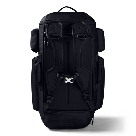 Under Armour Project Rock Duffle Backpack, , rebel_hi-res