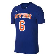 New York Knicks Mens Kristaps Porzingis Dry Tee, , rebel_hi-res