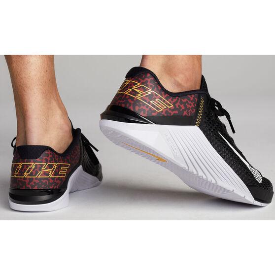 Nike Metcon 6 Mens Training Shoes, Black/White, rebel_hi-res