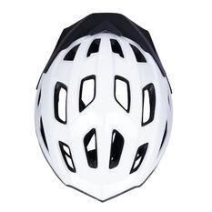 Goldcross Defender Bike Helmet, White, rebel_hi-res