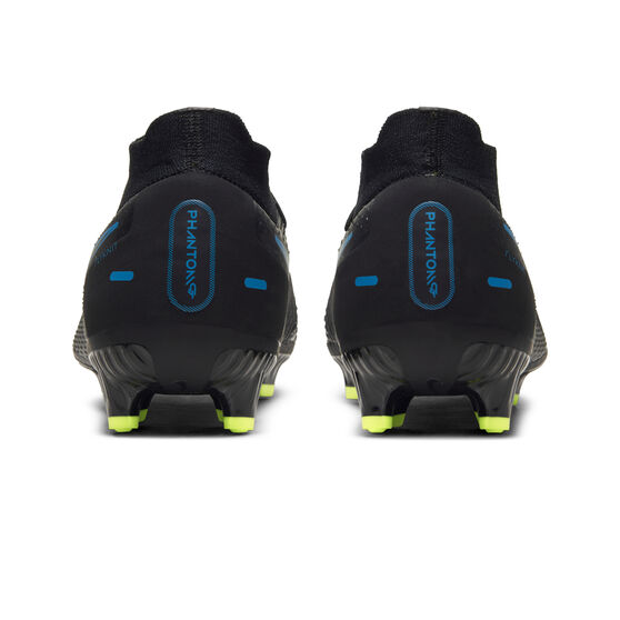 Nike Phantom GT Pro DF Football Boots, Black, rebel_hi-res