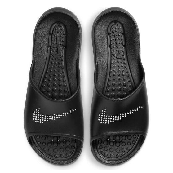 Nike Victori One Mens Slides, Black/White, rebel_hi-res