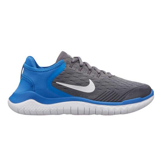 Nike Free RN 2018 Boys Running Shoes, , rebel_hi-res