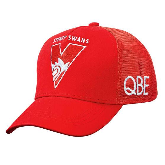 Sydney Swans 2019 Trucker Cap, , rebel_hi-res