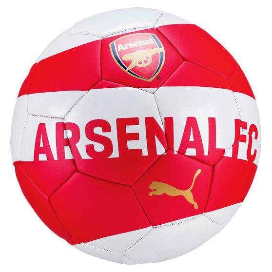 Puma Arsenal Fan Soccer Ball Red / Black 5, , rebel_hi-res