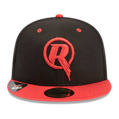 Melbourne Renegades New Era 59FIFTY Away Cap Red 7 1 / 4in, Red, rebel_hi-res