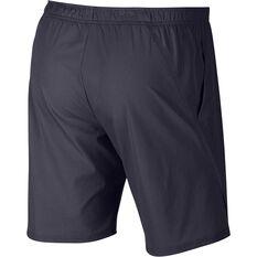 Nike Court Mens Flex Ace Tennis Shorts Black S, Black, rebel_hi-res