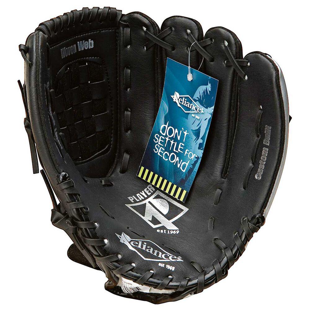 Rebel Sport Inner Gloves: Reliance Player 11.5in Right Hand Throw Baseball Glove