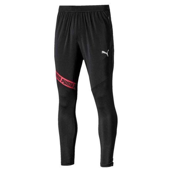 Puma Mens GetFast Excite Pants, Black, rebel_hi-res