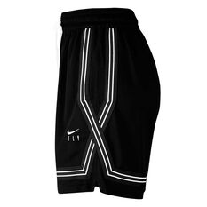 Nike Womens Swoosh Fly Basketball Shorts Black XS, Black, rebel_hi-res