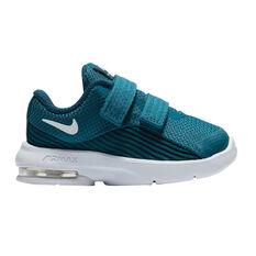Nike Air Max Advantage 2 Kids Running Shoes Blue US 6, Blue, rebel_hi-res