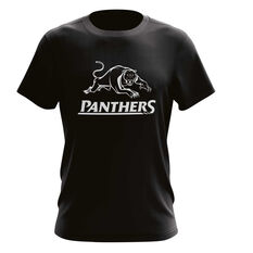 Penrith Panthers Mens Outline Tee, , rebel_hi-res
