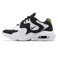 Nike Air Max 2X Womens Casual Shoes White/Black US 5, White/Black, rebel_hi-res