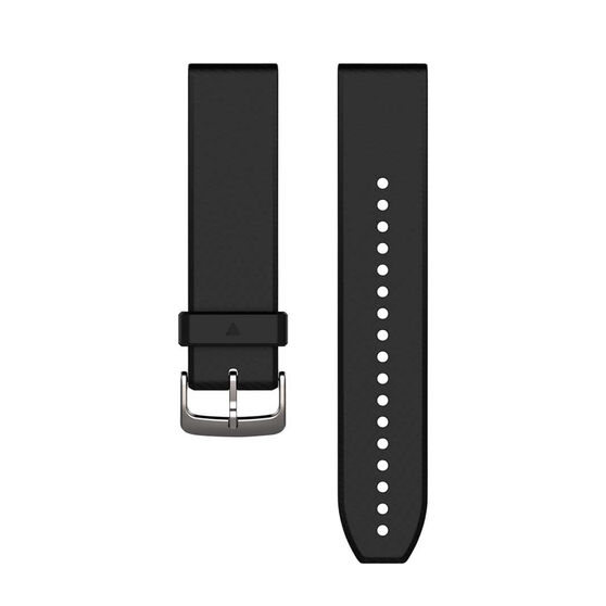 Garmin Quick Release 20mm Moss / Silver Watch Band 2 sizes, , rebel_hi-res