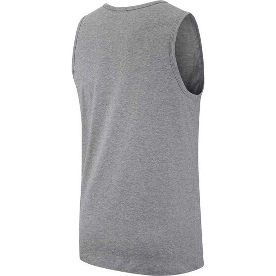 Nike Mens Sportswear Tank, Grey, rebel_hi-res