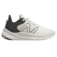 New Balance Fresh Foam Roav v2 Womens Running Shoes Black/White US 6, Black/White, rebel_hi-res