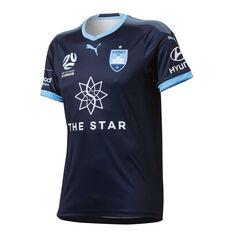Sydney FC 2018 / 19 Mens Alternative Jersey, , rebel_hi-res