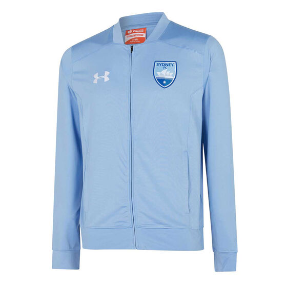 Sydney FC 2019/20 Mens Jacket, Blue, rebel_hi-res