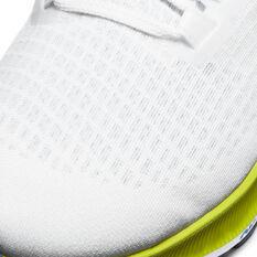 Nike Air Zoom Pegasus 37 Mens Running Shoes, White/Blue, rebel_hi-res