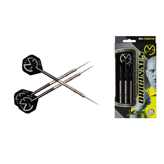 XQ Darts Michael van Gerwen Green Demolisher 90 Tungsten Darts, , rebel_hi-res