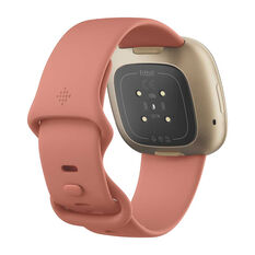 Fitbit Versa 3 - Pink Clay Gold, , rebel_hi-res