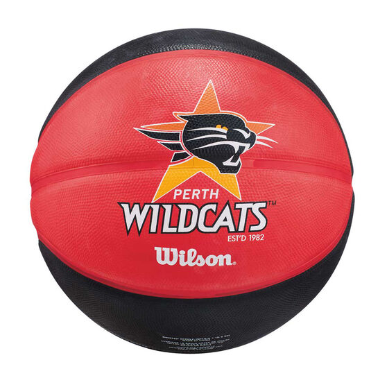 Wilson NBL Perth Wildcats Basketball, , rebel_hi-res