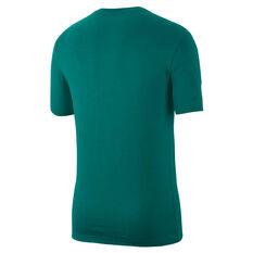 Nike Air Mens Tee Green XS, Green, rebel_hi-res