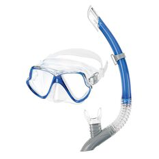 Mares Dolphin Mask and Snorkel Blue, , rebel_hi-res