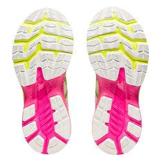 Asics GEL Kayano 27 Lite Show Womens Running Shoes, White/Silver, rebel_hi-res