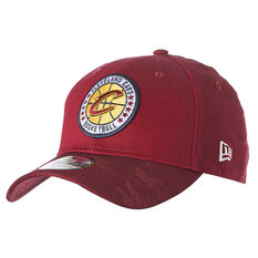 Cleveland Cavaliers 39THIRTY Tip Off Cap Wine S / M, Wine, rebel_hi-res