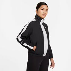 Nike Womens NSW Repel Statement Jacket Black XS, Black, rebel_hi-res